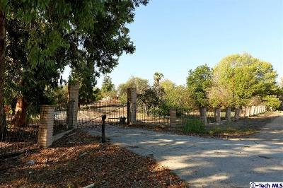 Los Angeles County Residential Lots & Land For Sale: 20323 East Holt Avenue