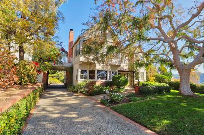 Glendale Single Family Home For Sale: 1345 Imperial Drive