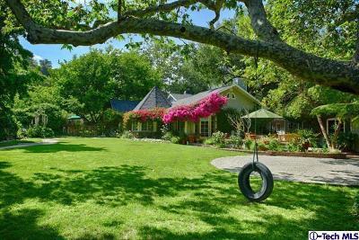 Glendale Rental For Rent: 3723 Ramsdell Avenue
