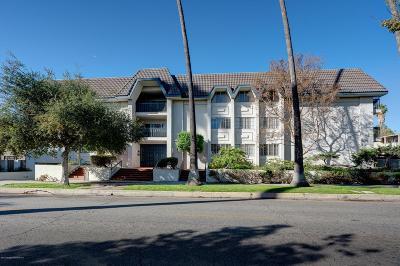 Pasadena Condo/Townhouse For Sale: 497 South El Molino Avenue #306