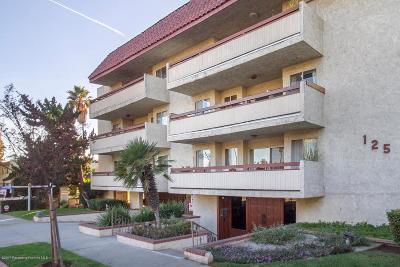 Pasadena Condo/Townhouse For Sale: 125 South Sierra Madre Boulevard #202