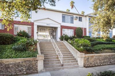South Pasadena Condo/Townhouse For Sale: 1801 Fair Oaks Avenue #G