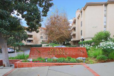 Los Angeles Condo/Townhouse For Sale: 4141 Via Marisol #320