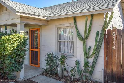 Los Angeles Single Family Home For Sale: 6116 Delphi Street