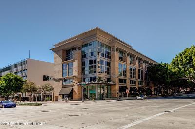 Pasadena Condo/Townhouse For Sale: 840 East Green Street #132