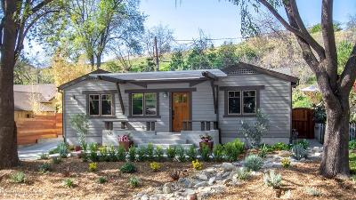 South Pasadena Single Family Home For Sale: 1325 Oak Hill Place