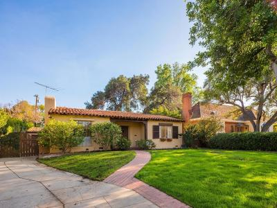 San Marino Single Family Home For Sale: 816 Winthrop Road