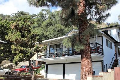 Sierra Madre Single Family Home For Sale: 645 Skyland Drive