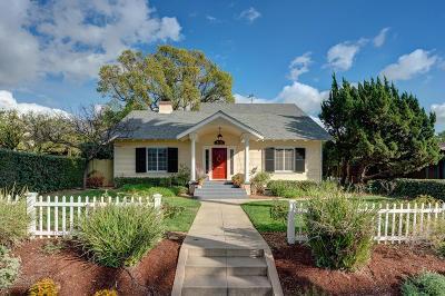 South Pasadena Single Family Home For Sale: 816 Stratford Avenue