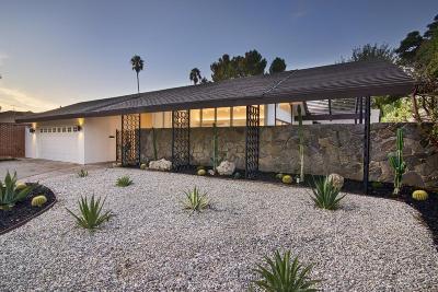 Pasadena Single Family Home For Sale: 2755 Thorndike Road