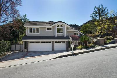 Pasadena Single Family Home For Sale: 1424 Rutherford Drive