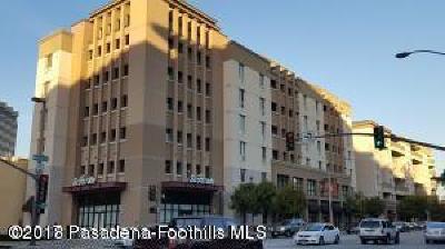 Pasadena Condo/Townhouse For Sale: 931 East Walnut Street #202