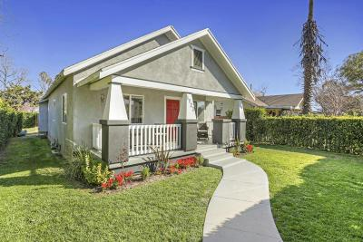 Burbank Single Family Home For Sale: 1722 Landis Street