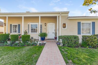 San Marino Single Family Home For Sale: 2035 Del Mar Avenue