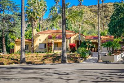 Glendale Single Family Home For Sale: 1039 West Mountain Street