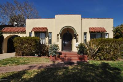 South Pasadena Single Family Home For Sale: 2100 Pine Street