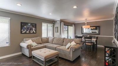 Sunland Condo/Townhouse For Sale: 10510 Sunland Boulevard #1