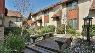 Monrovia Condo/Townhouse For Sale: 845 East Foothill Boulevard #G