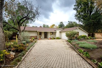Shadow Hills Single Family Home For Sale: 10401 McBroom Street