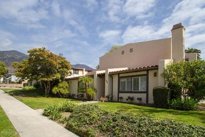 Sierra Madre Condo/Townhouse For Sale: 197 West Montecito Avenue