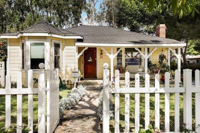 Monrovia Single Family Home For Sale: 629 Parker Avenue