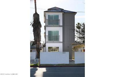 Burbank Single Family Home For Sale: 215 North Hollywood Way