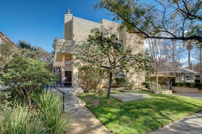 Pasadena Condo/Townhouse For Sale: 222 South Catalina Avenue #8