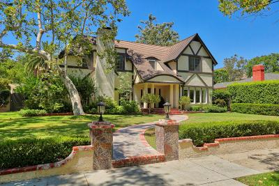 Glendale Single Family Home For Sale: 1727 Opechee Way