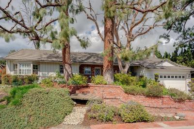 La Canada Flintridge Single Family Home For Sale: 911 Flanders Road