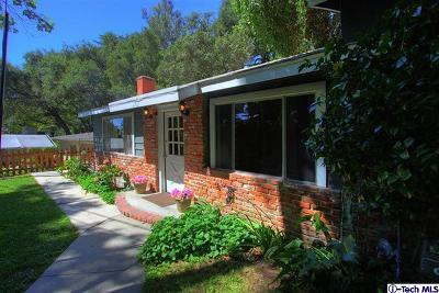 Pasadena Single Family Home For Sale: 1713 Pasadena Glen Road
