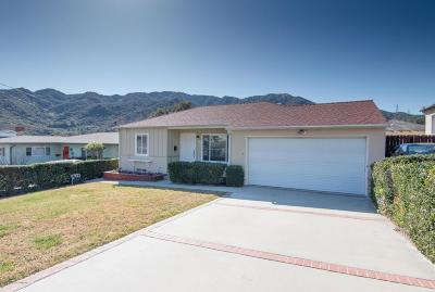 Glendale Rental For Rent: 4039 Willalee Avenue
