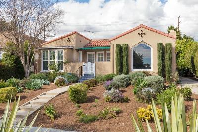 Pasadena Single Family Home For Sale: 2243 East Villa Street