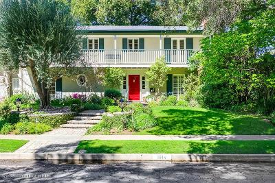 South Pasadena Single Family Home For Sale: 1914 Edgewood Drive