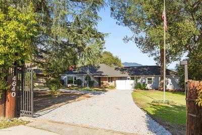 La Canada Flintridge Single Family Home For Sale: 4640 Gould Avenue