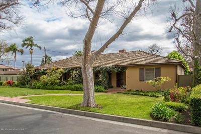 Pasadena Single Family Home For Sale: 3248 George Circle