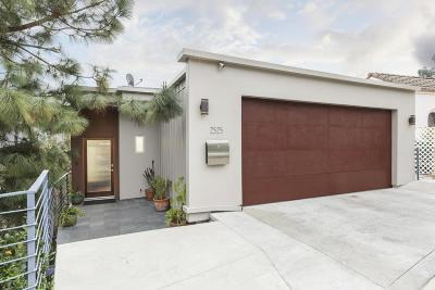 Los Angeles CA Single Family Home For Sale: $1,195,000
