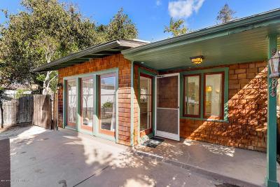 Pasadena Single Family Home For Sale: 1921 Hanford Drive