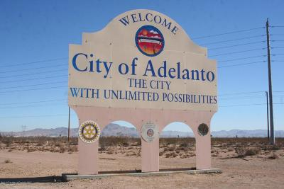 Adelanto Residential Lots & Land For Sale: Malecon Drive
