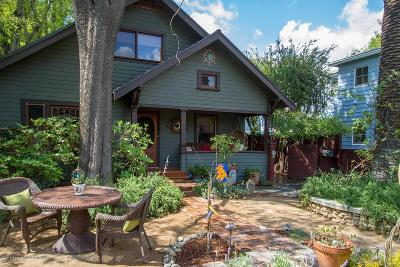 South Pasadena Single Family Home For Sale: 921 Indiana Avenue