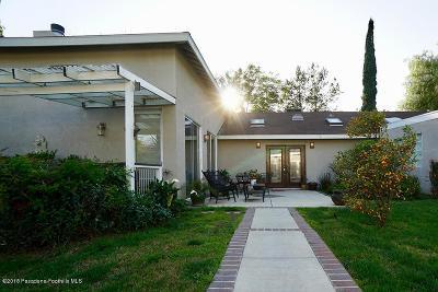 Sunland Single Family Home For Sale: 10589 Art Street