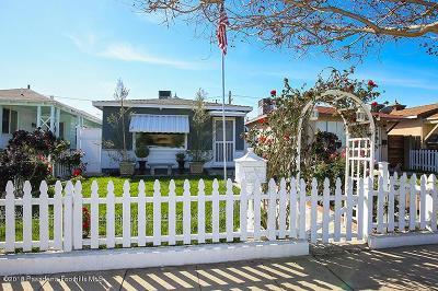 Burbank Single Family Home For Sale: 3308 West Chandler Boulevard