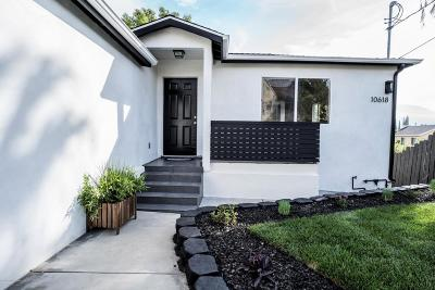 Sunland Single Family Home For Sale: 10618 Franlie Drive