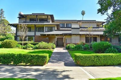 Pasadena Condo/Townhouse For Sale: 480 South Orange Grove Boulevard #11