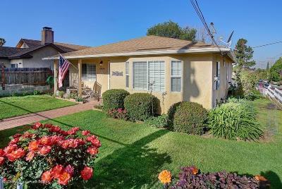 Sunland Single Family Home For Sale: 10835 Mount Gleason Avenue