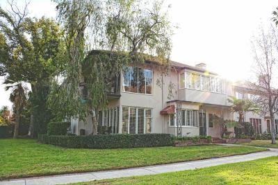 Pasadena Condo/Townhouse For Sale: 155 South Orange Grove Boulevard #E