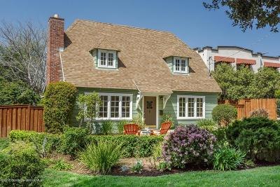 Pasadena Single Family Home For Sale: 1203 North Chester Avenue