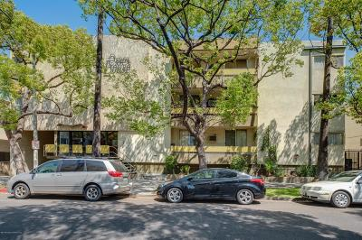 Los Angeles Condo/Townhouse For Sale: 320 South Gramercy Place #205