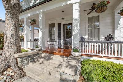 Pasadena Single Family Home For Sale: 610 South Oakland Avenue