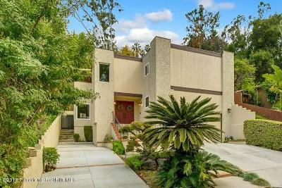 South Pasadena Single Family Home For Sale: 602 Indiana Place