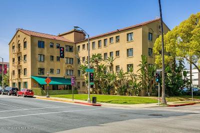 Pasadena Condo/Townhouse For Sale: 85 North Madison Avenue #45